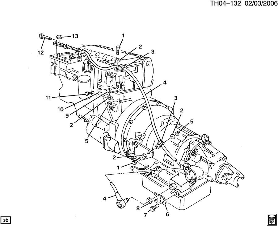 Allison transmission shifter wiring diagram