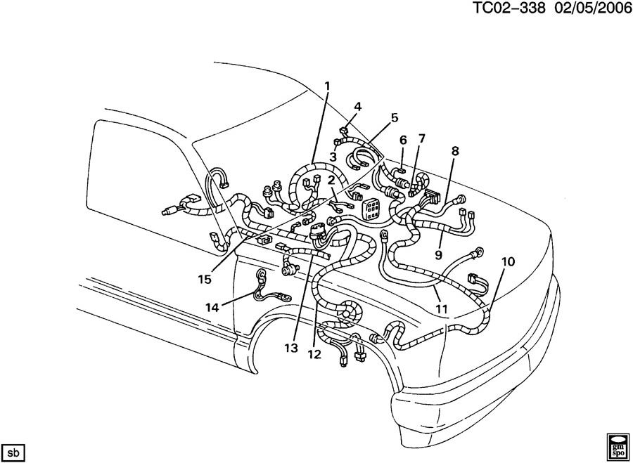 [DIAGRAM] 2007 Tahoe Battery Wiring Diagram FULL Version