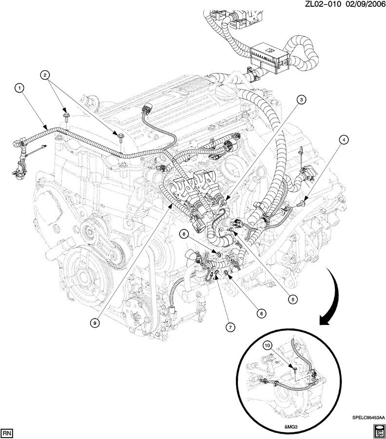 Saturn Aura Wiring Diagram