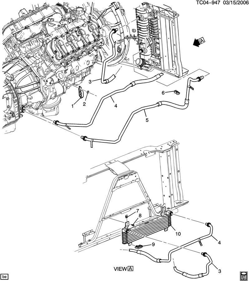 2006 chevy silverado parts diagram