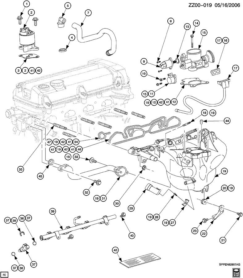 1997 Saturn Sl2 Dohc Engine Diagram 2001 Saturn S-Series