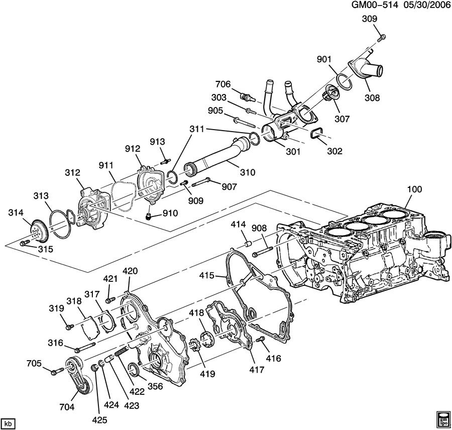 [DIAGRAM] Chevrolet 2 2l Engine Diagram FULL Version HD