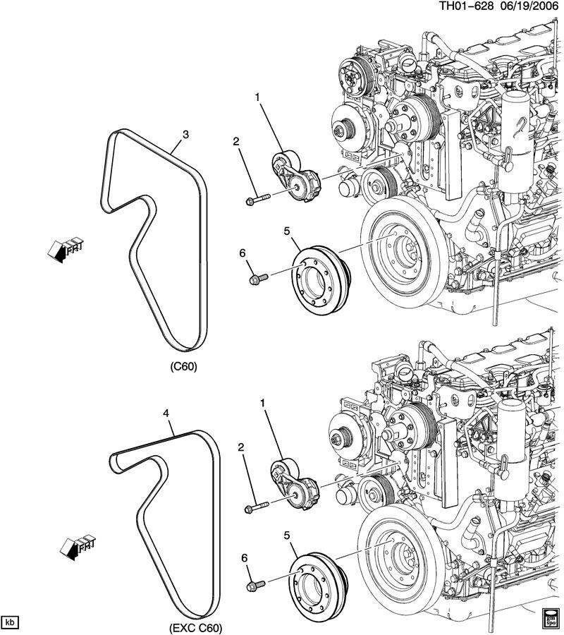 [DIAGRAM] 3208 Cat Engine Pulley Diagram FULL Version HD