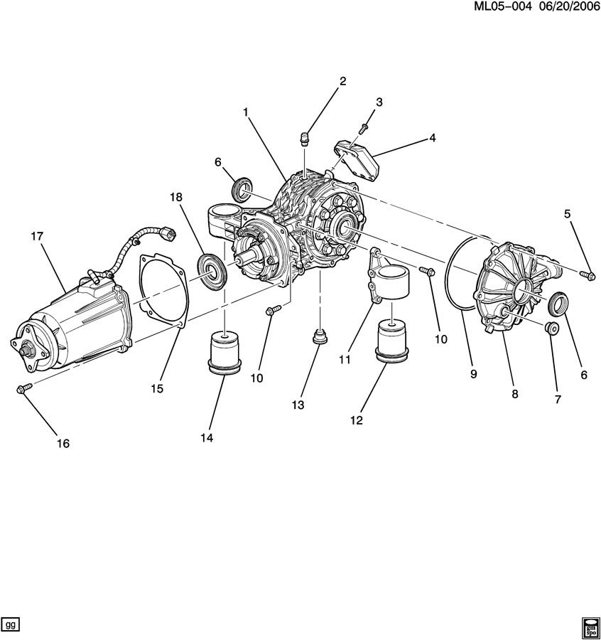 Gm Rear Wheel Drive Wholesale Transmission Parts Online