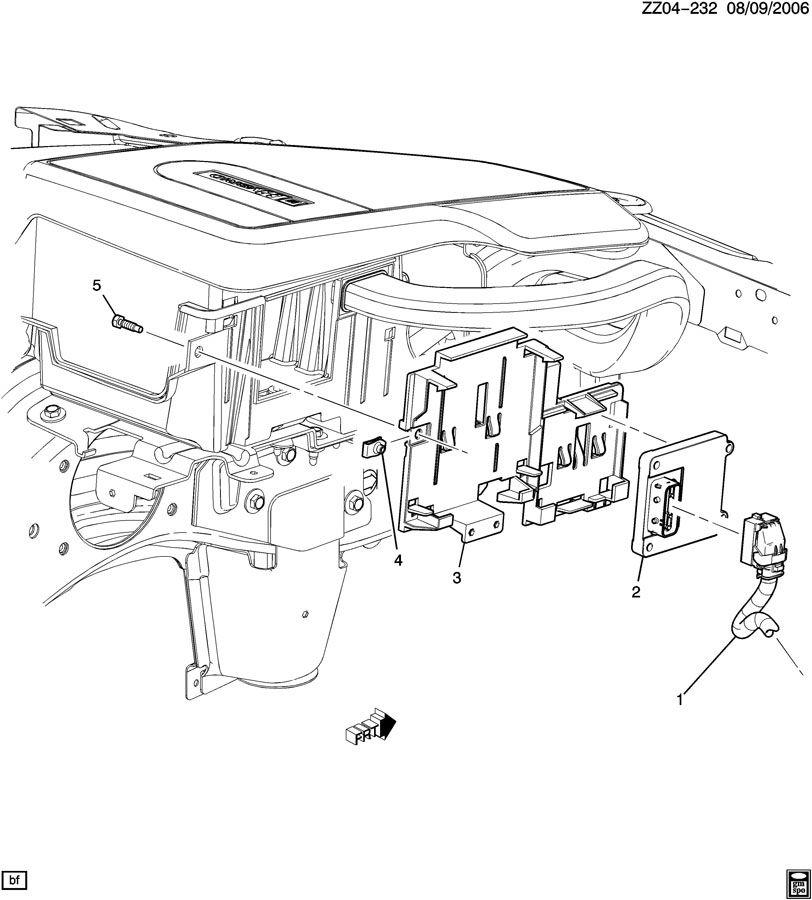 Saturn Aura Module. Transmission control module