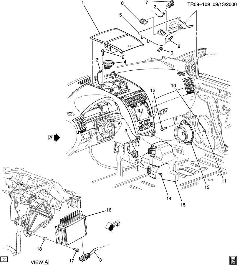 Saturn Outlook Amplifier. Radio receiver. Amplifier, rdo