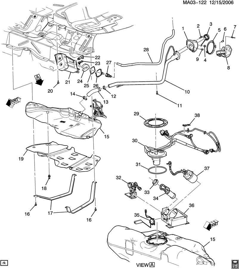 Hummer H2 Cam. Fuel tank meter/pump. Camfuel, openingflat