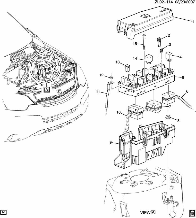 Saturn Vue Bracket; connector; module; relay; relay kit