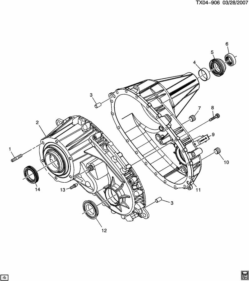 [DIAGRAM] General Motors Transfer Cases Diagrams FULL