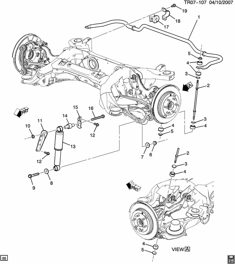 [DIAGRAM] Buick Enclave Parts Diagram FULL Version HD