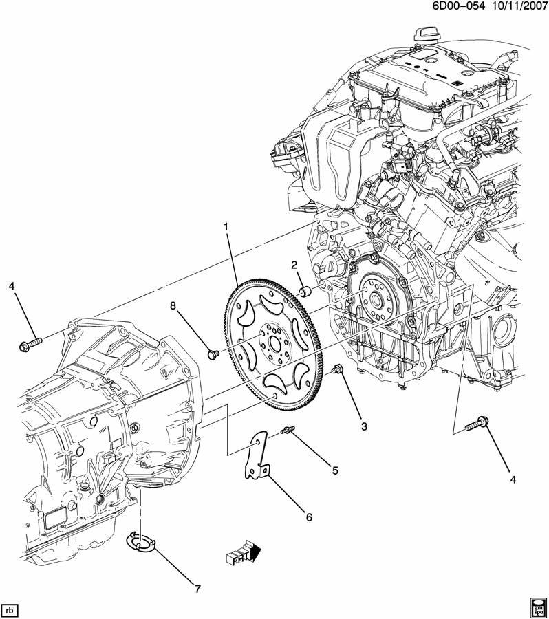 2010 Chevrolet Camaro LT (1LT) 2DR Bolt. Transmission