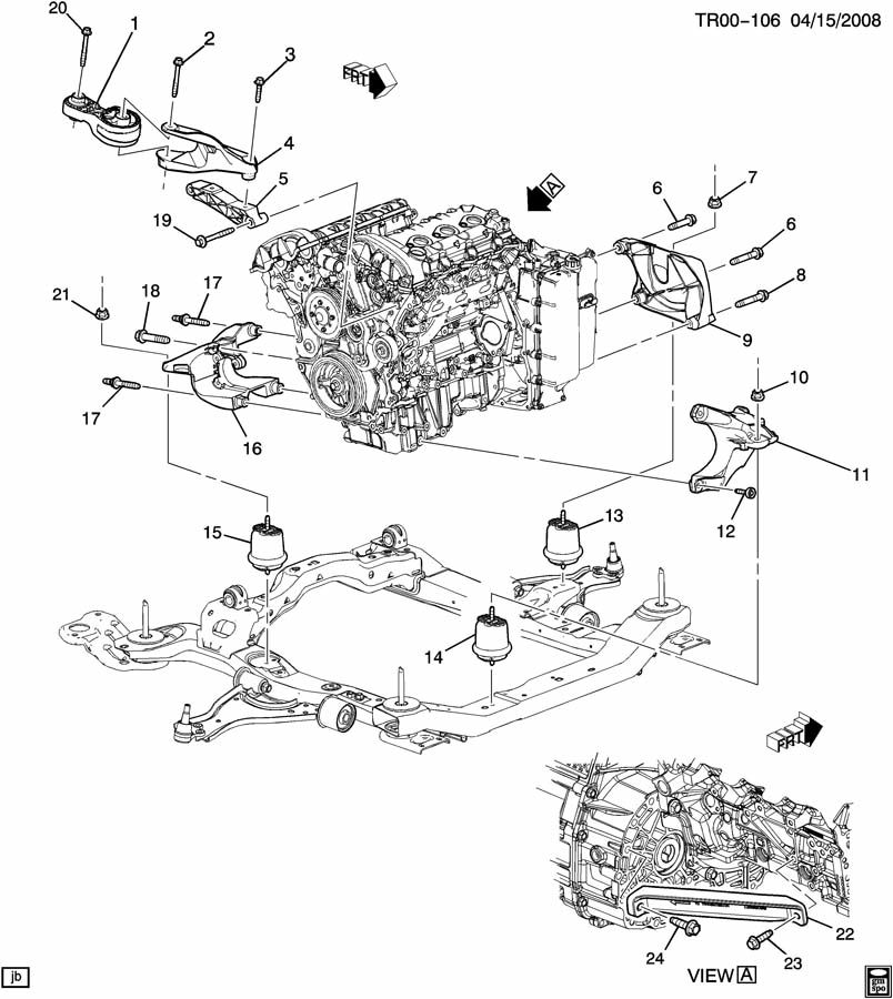2011 Buick Enclave Engine Diagram Diagram Base Website