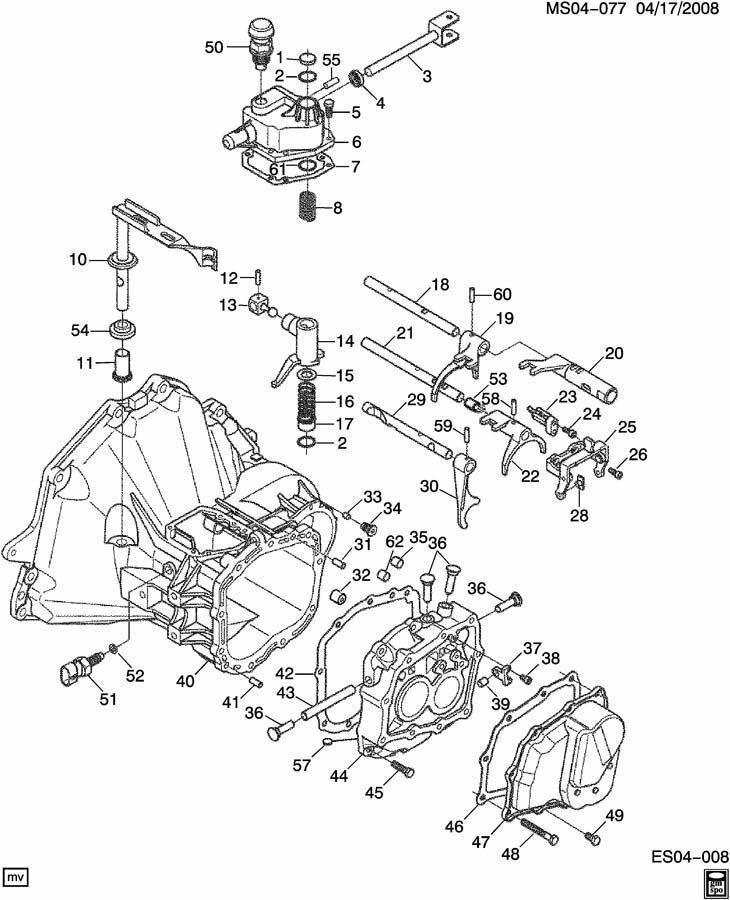 Chevrolet Sonic Transmission Case. PLUG. VENT. PLUG, TRANS