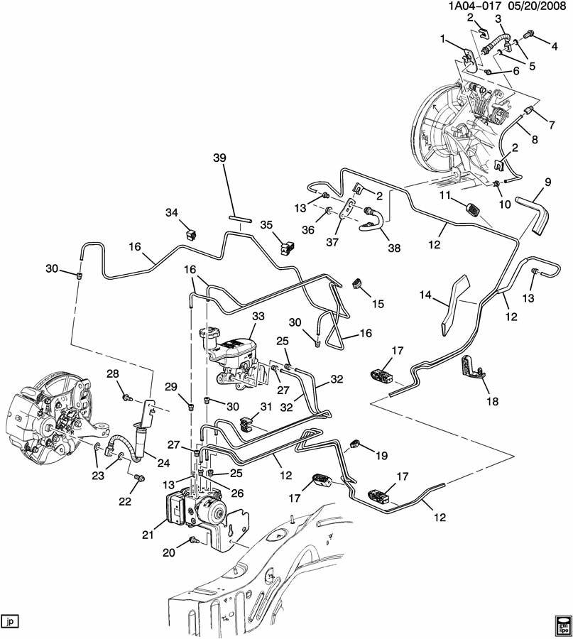 Chevrolet Cobalt Pk of 10. Hoseto, pipesrear, crossover