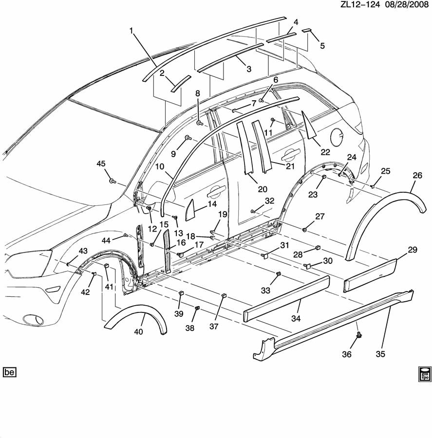 [DIAGRAM] Wiring Diagram Chevrolet Captiva 2011 Espa Ol