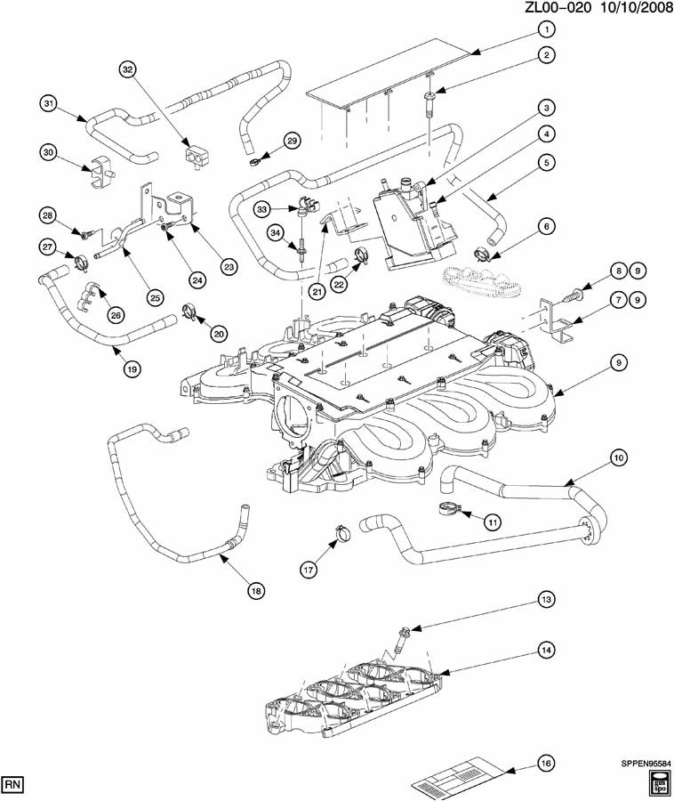 2002 Saturn Sl1 Parts Diagram. Saturn. Auto Wiring Diagram