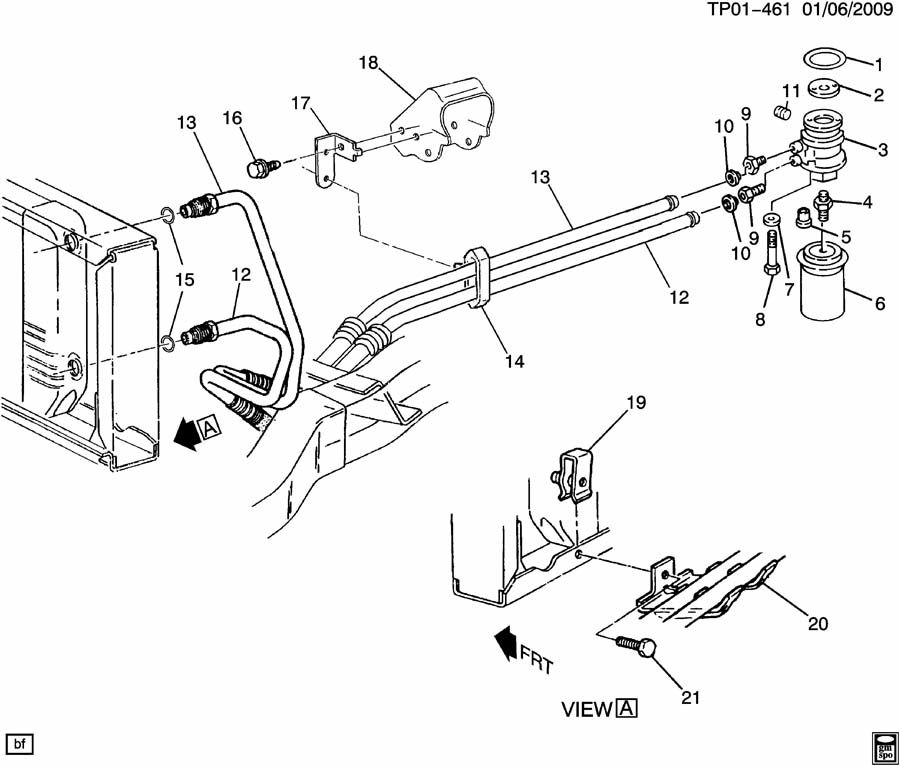 justy engine diagram