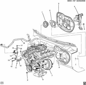 3 6l V6 Vvt Sidi Engine  Wiring Diagram And Fuse Box