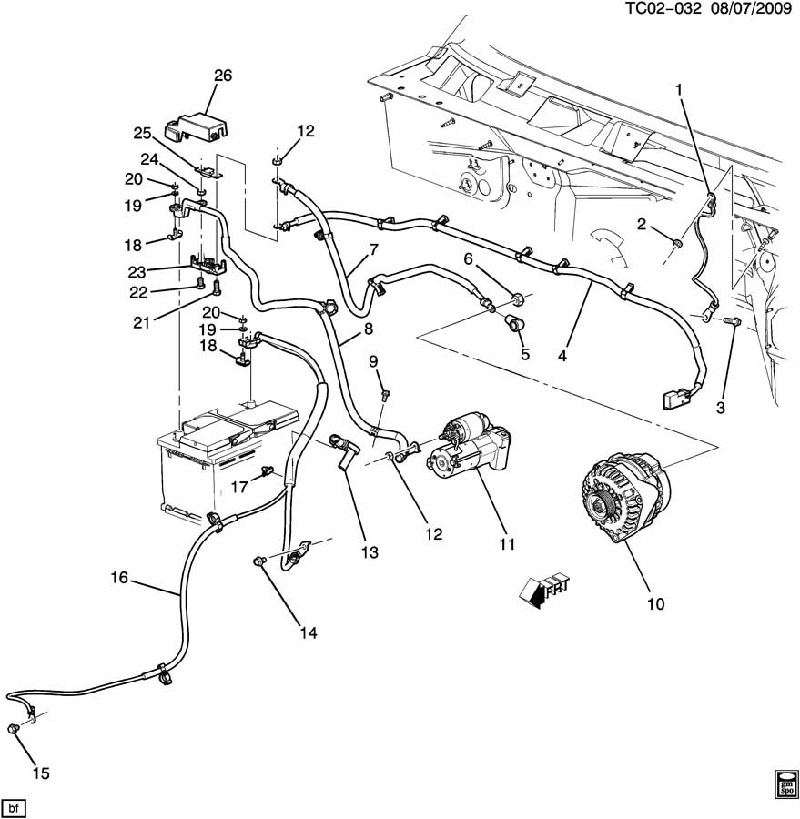 [DIAGRAM] Dual Battery Wiring Diagram Chevy FULL Version