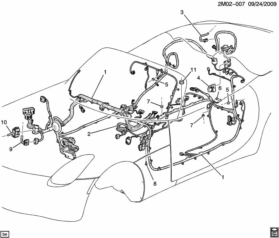 Pontiac Solstice Gm Parts Diagrams. Pontiac. Auto Wiring