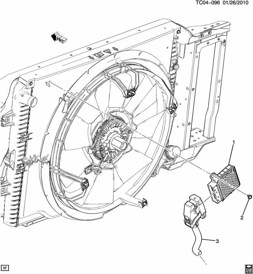 Chevrolet Silverado Module. Transmission control module
