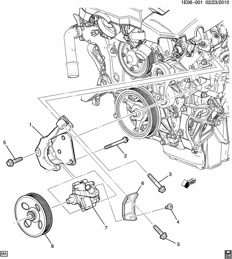 2010 Camaro V6 Engine Diagram ~ DIAGRAM