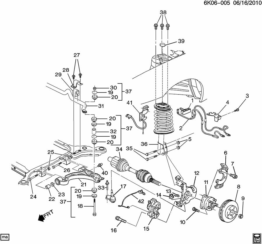 2008 Chevrolet Impala Connector. Body wiring. Chassis