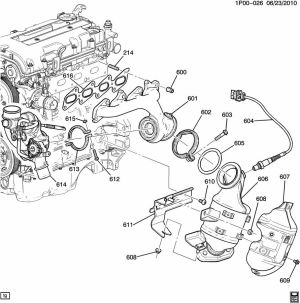 2012 Chevy Cruze Engine Diagram | Wiring Library