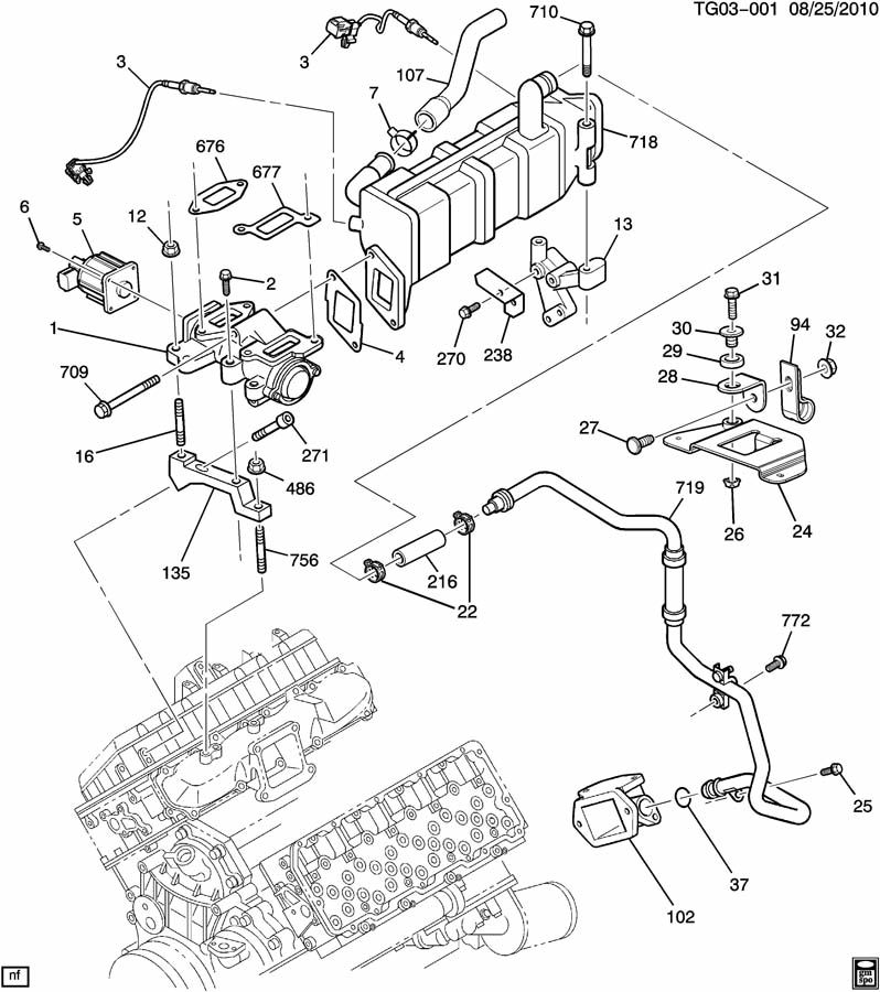 [DIAGRAM] Gmc Duramax Diesel Engine Parts Diagram FULL