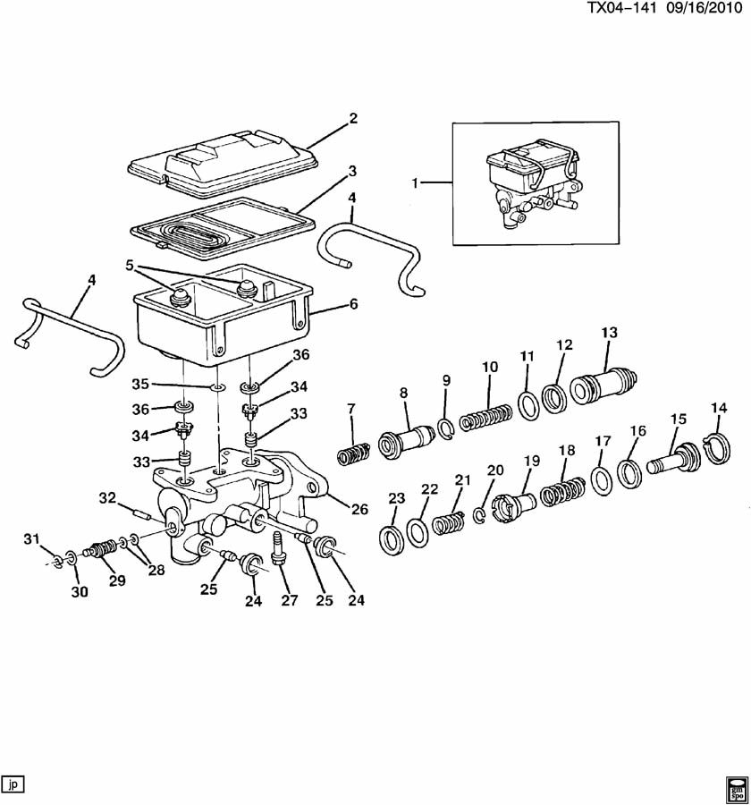 [DIAGRAM] 2003 Chevy Master Cylinder Diagram FULL Version