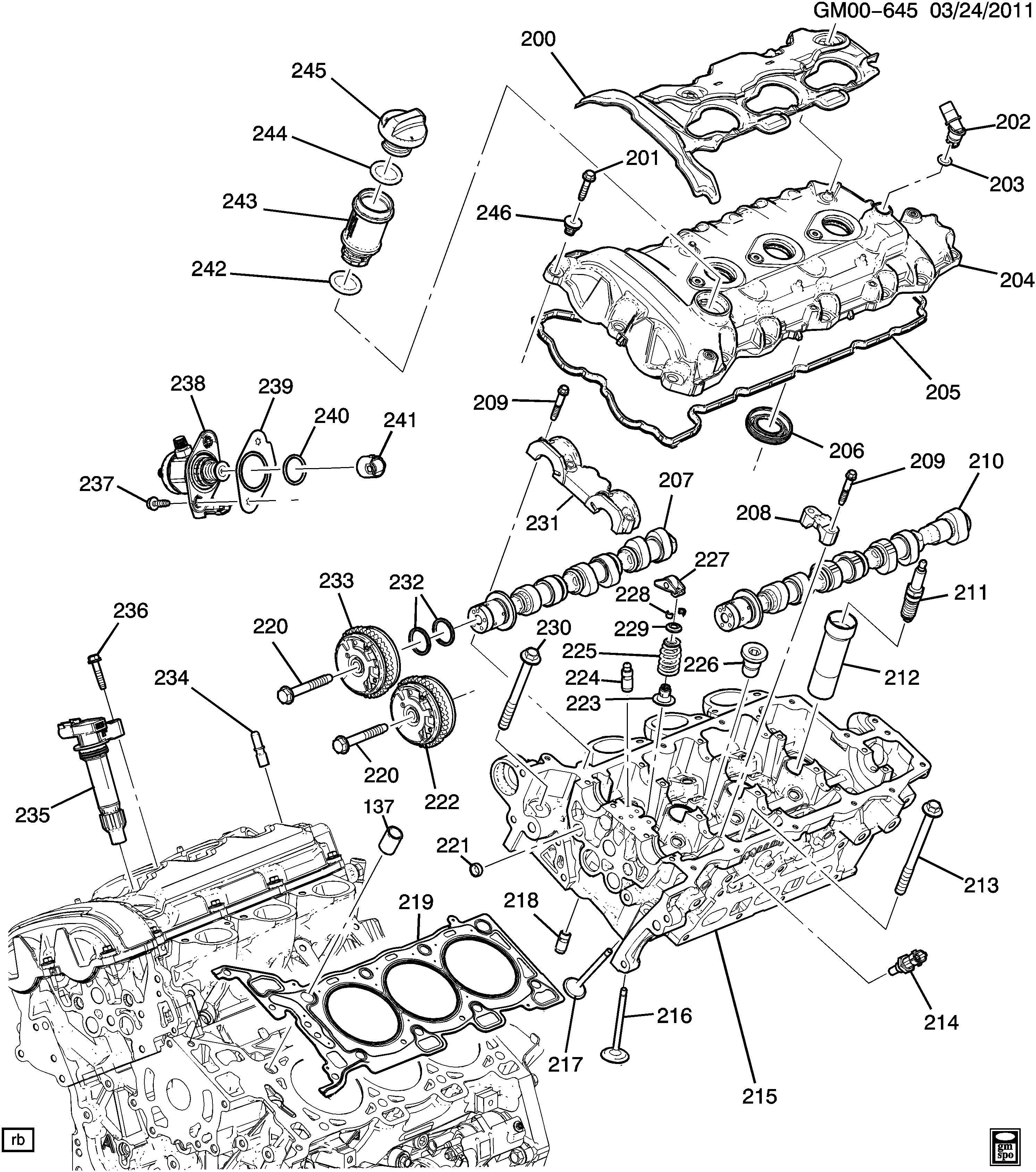 Buick Enclave Engine Diagram : Buick Enclave Engine Mount