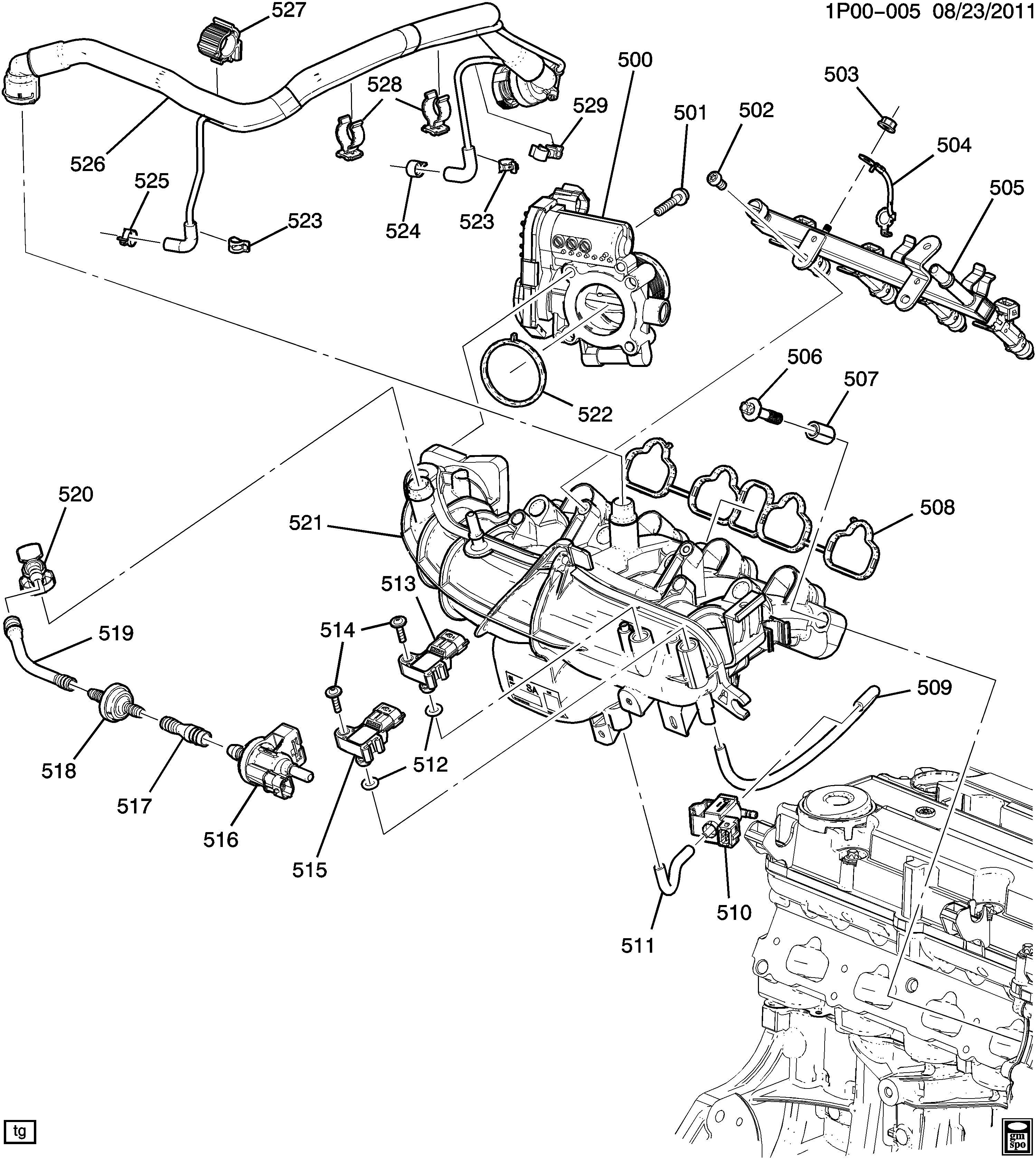 [DIAGRAM] 2014 Chevy Cruze Engine Diagram FULL Version HD