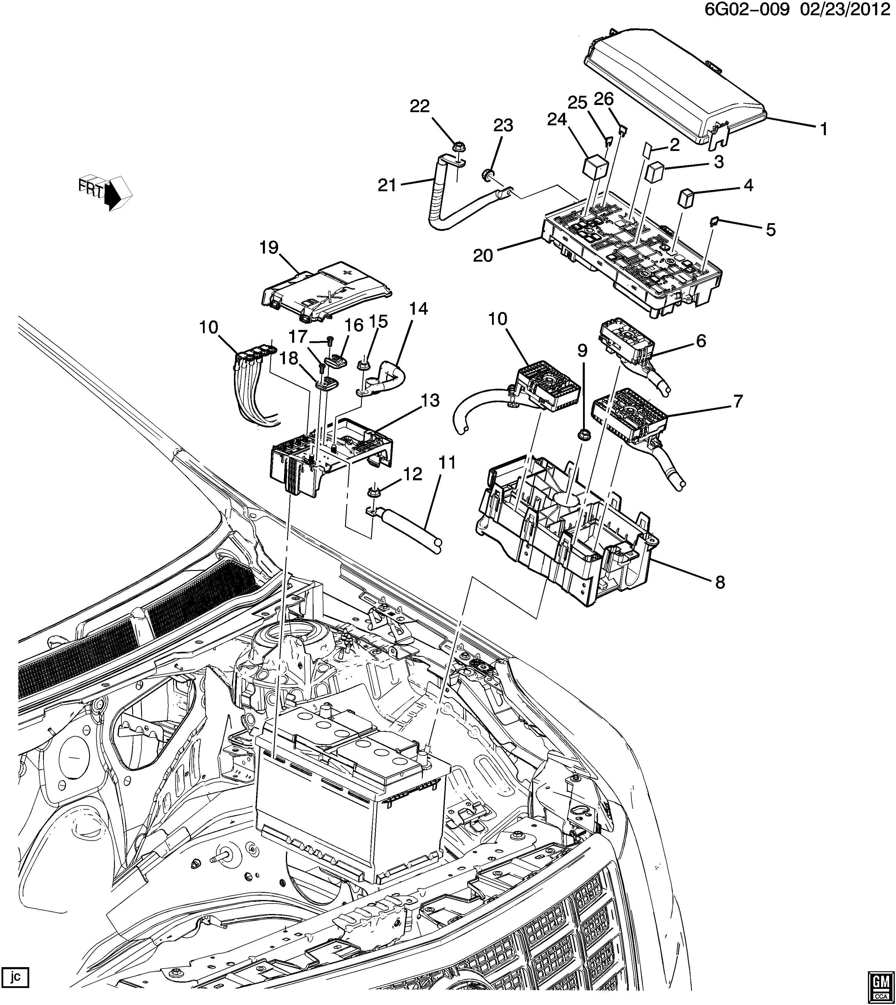 Buick LaCrosse Fuse. Fuse. Fuse, f/cmpt fuse blk(300 amp