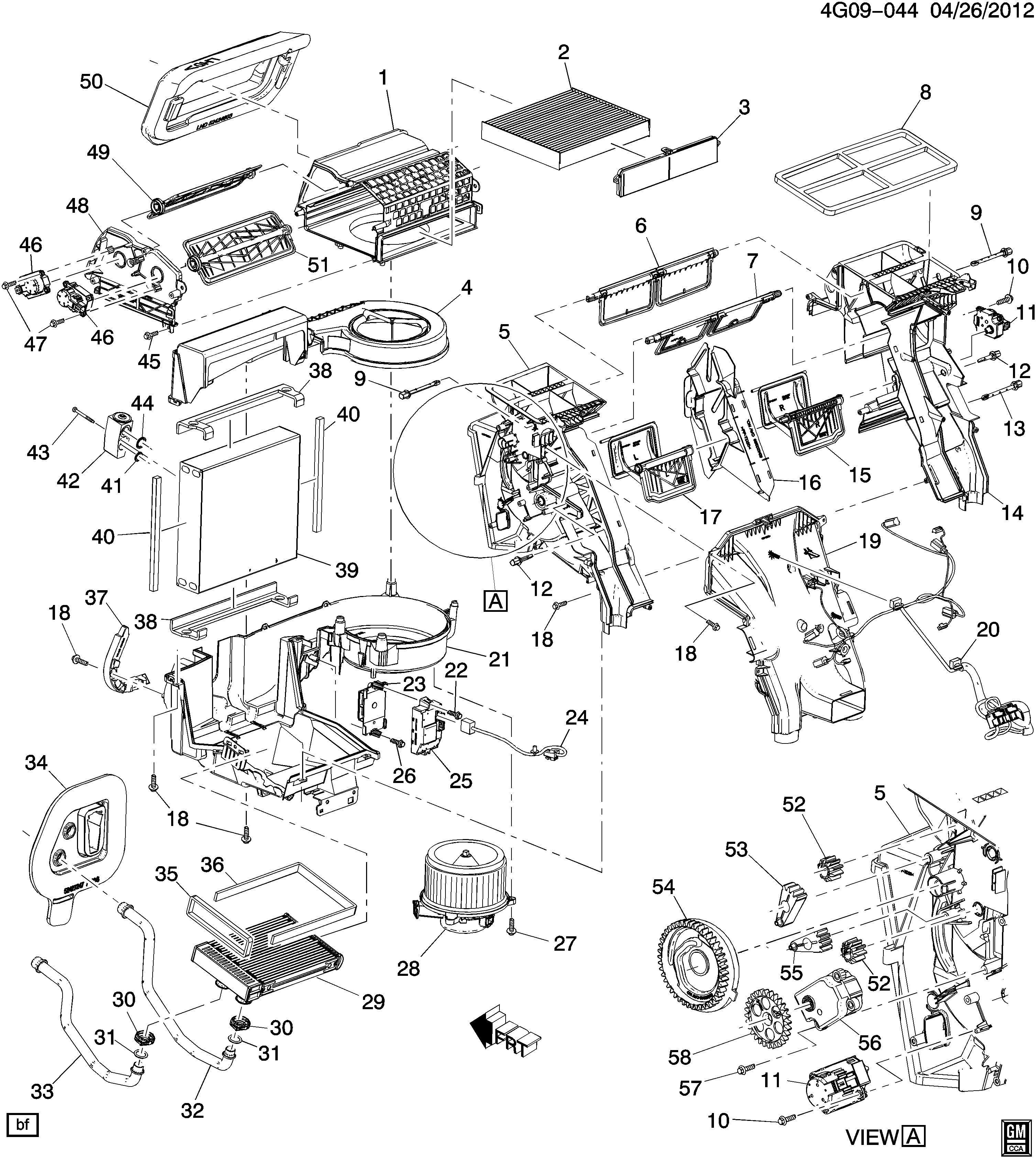 Chevrolet Malibu Bolt; seal. Boltblo, bolthtr, boltmode