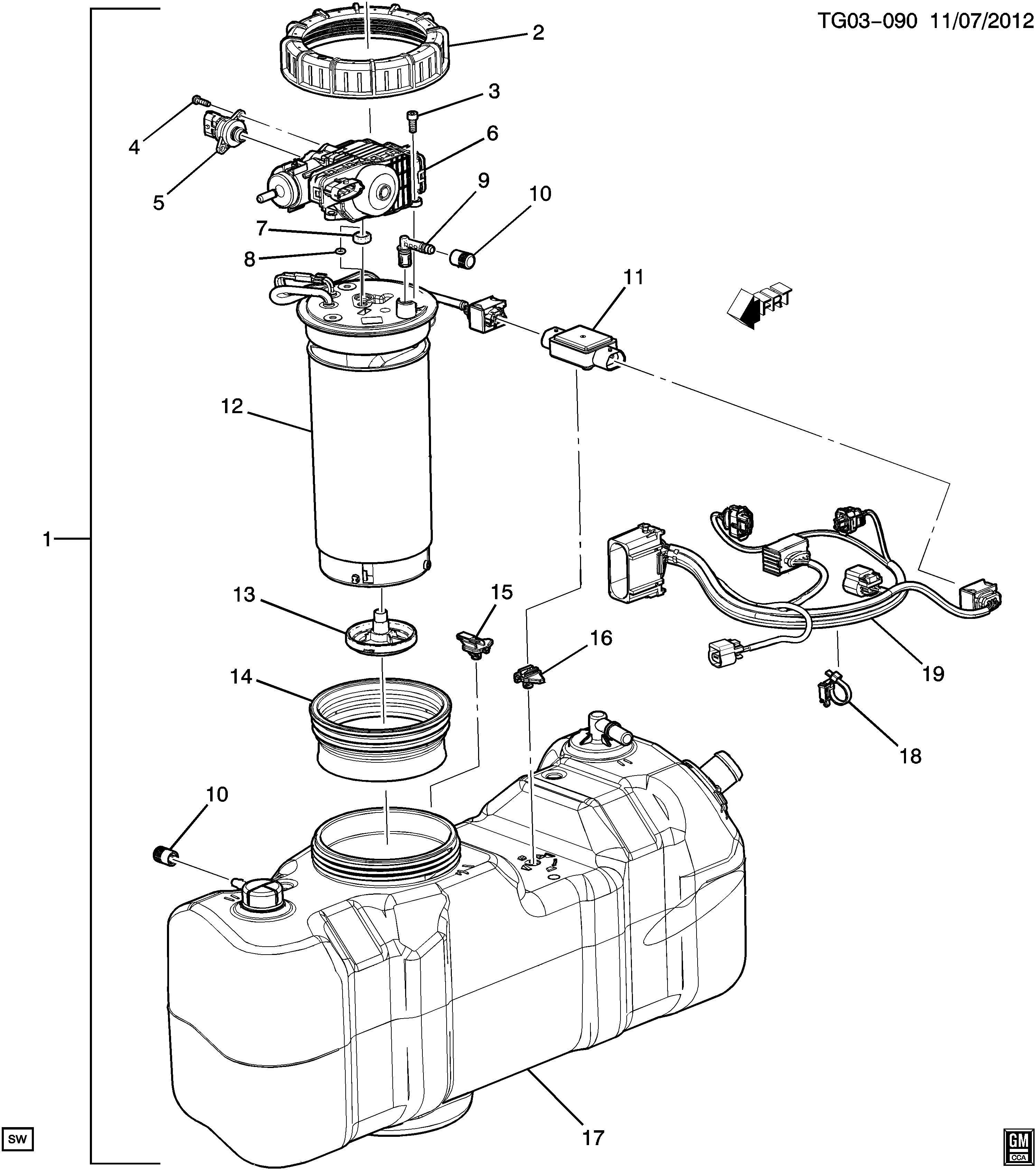 [DIAGRAM] 94 Gmc Fuel Pump Diagram FULL Version HD Quality