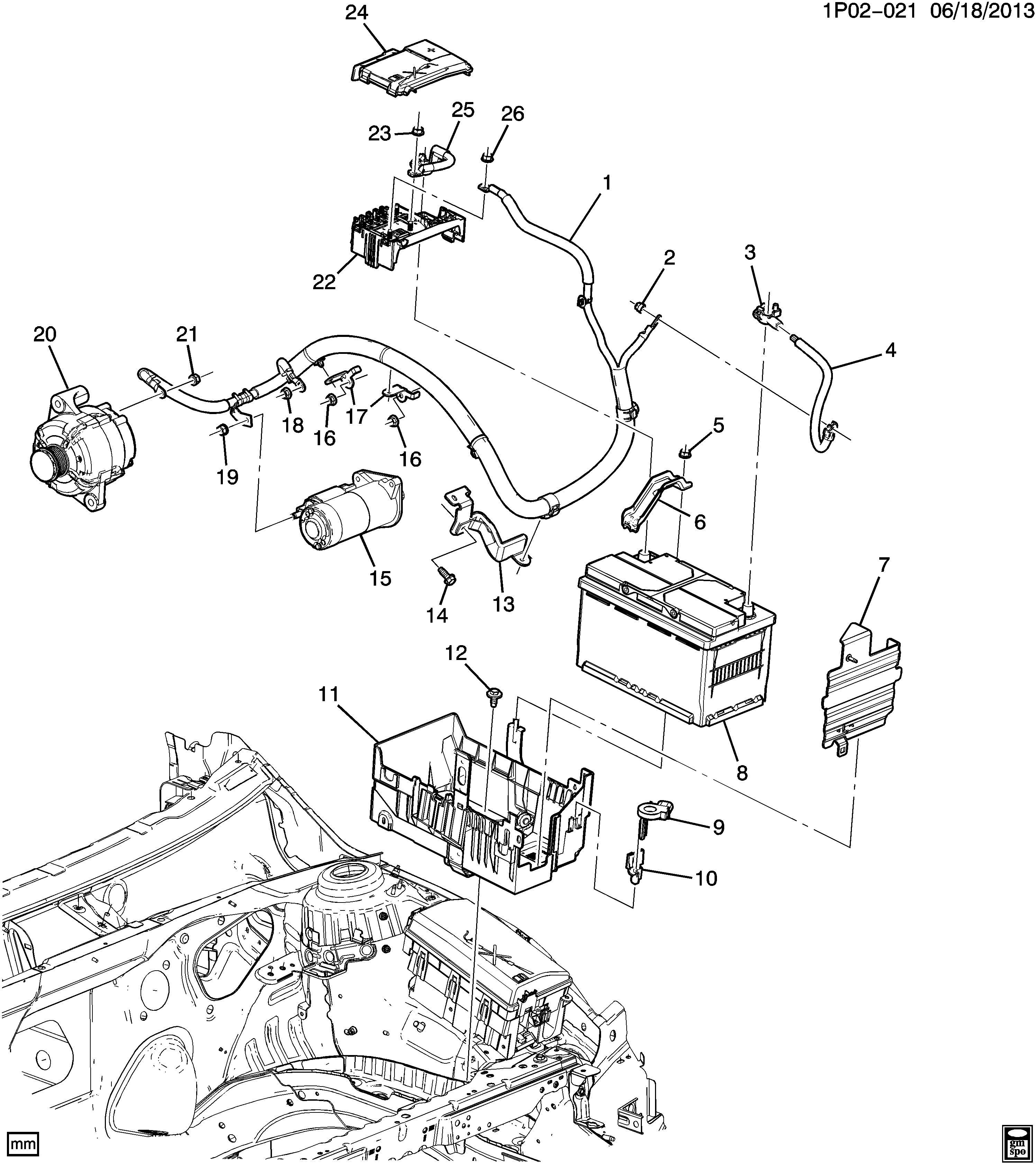[DIAGRAM] 1990 Chevy 1500 Battery Junction Block Wiring