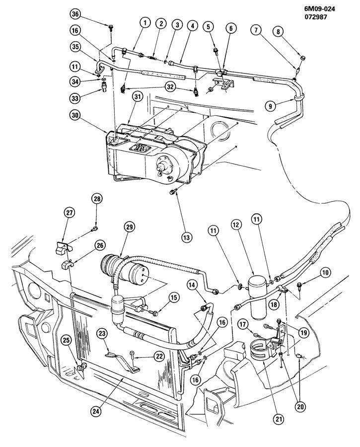 1989 Eldorado Wiring Diagram