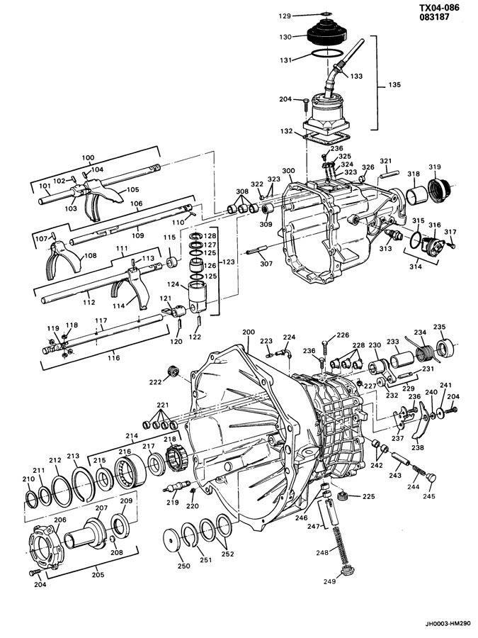 [DIAGRAM] 98 Chevy S10 Manual Transmission Diagram FULL