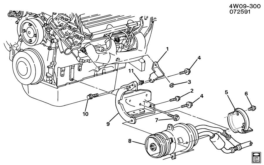Acdelco Air Conditioning Parts. Diagram. Auto Wiring Diagram