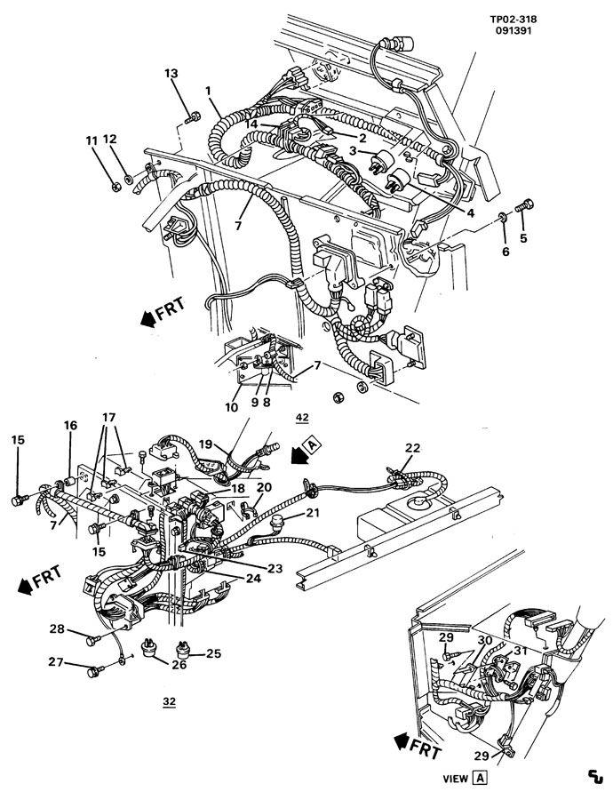 Chevrolet Tahoe Module. Fuel pump. Modulefpmp, cyc