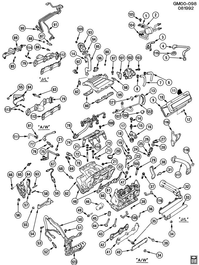 [DIAGRAM] Chevy 2 8l V6 Engine Diagram FULL Version HD
