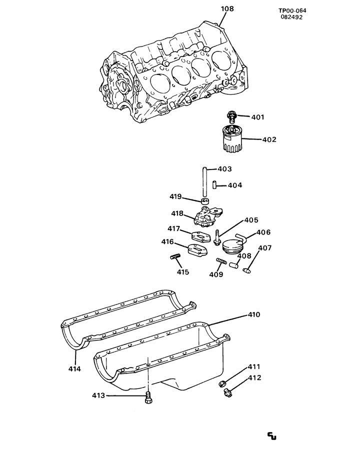 GMC C6500 Pan. Engine oil. Pan, oil. Panoil, panpan