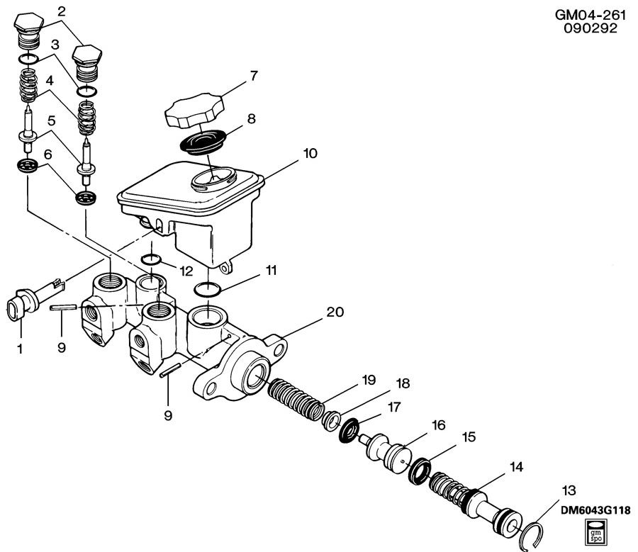 2001 Buick Lesabre Brake Diagram Diagram Base Website