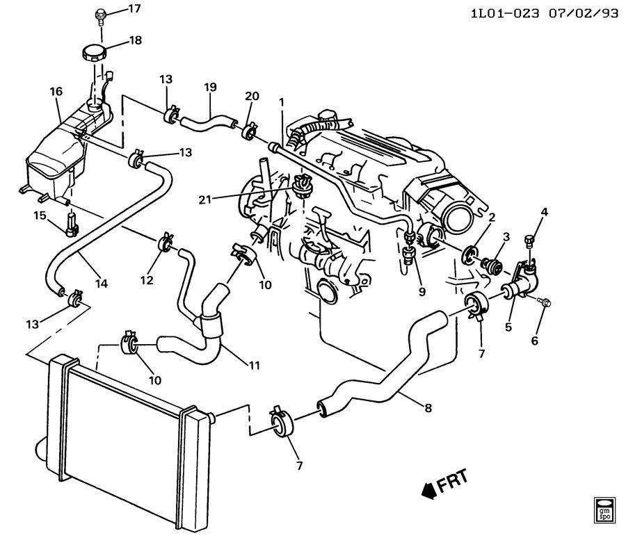 grand prix engine diagram together with 2004 pontiac grand prix
