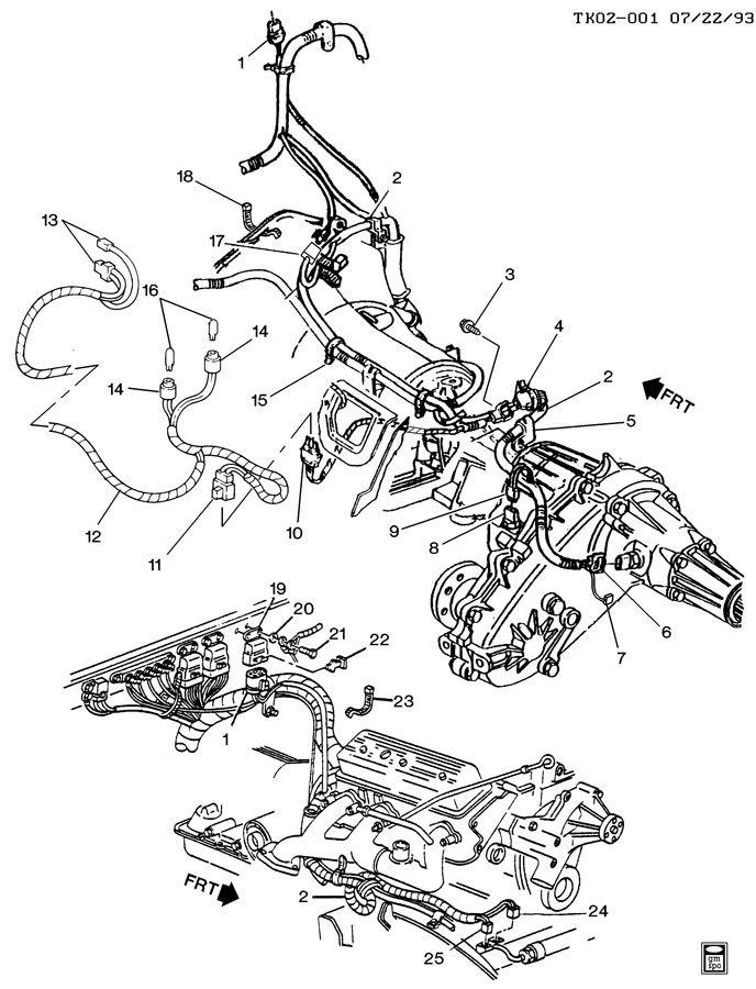 [DIAGRAM] 2007 Gm Transfer Case Wiring Diagrams Circurt