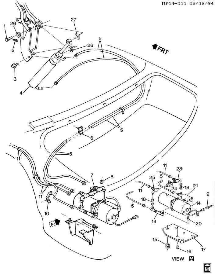 1985 Mustang Turbine Wheels