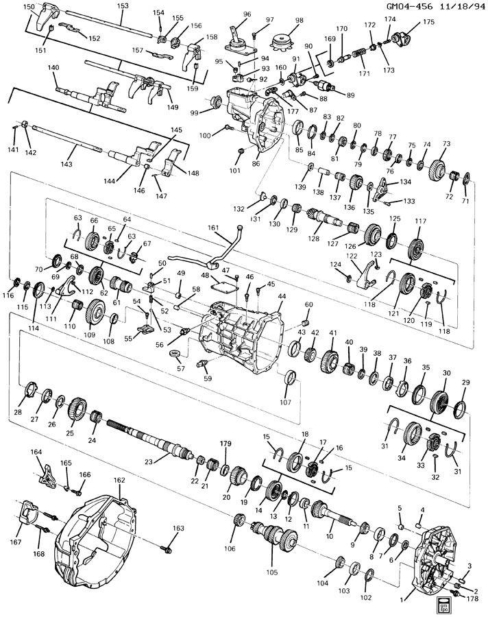 [DIAGRAM] Allison Transmission W5600a Parts Diagram Manual