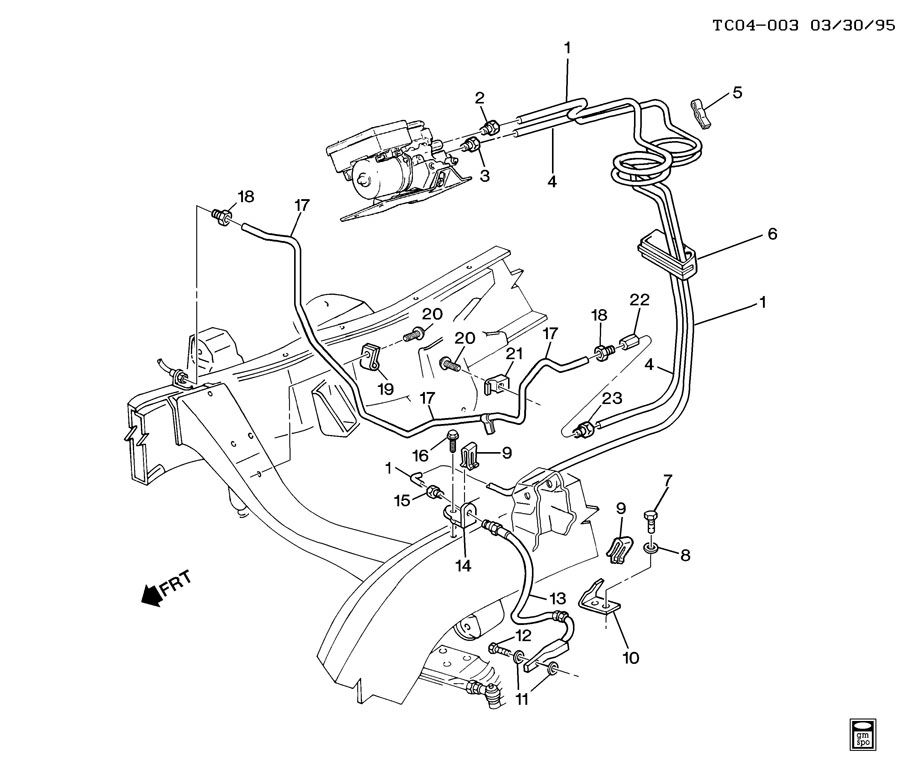 [DIAGRAM] 2003 Tahoe Brake Line Diagram FULL Version HD