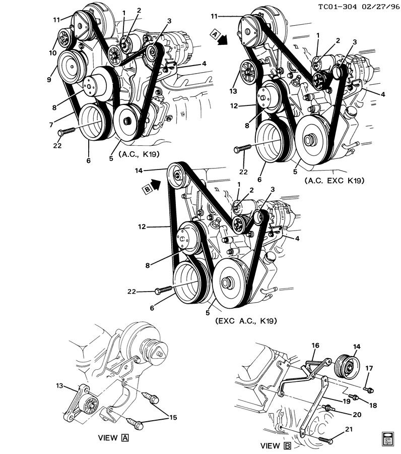 [DIAGRAM] 99 Chevy Suburban 5 7 Engine Diagram FULL