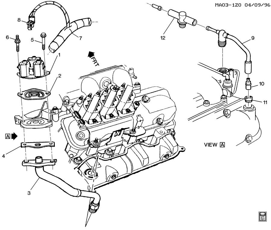 1997 3 1l Lumina Engine Diagrams